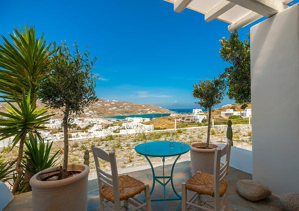 ORNOS BLUE II, Guesthouse, Mykonos, Greece