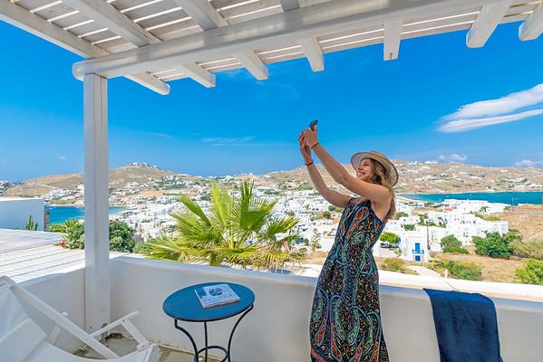 ORNOS BLUE III, Guesthouse, Mykonos, Greece