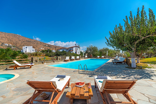 VILLA SOFIA, Hotel, Andros