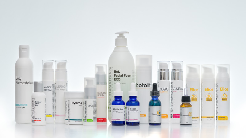 ABACOSM, Cosmetic Products