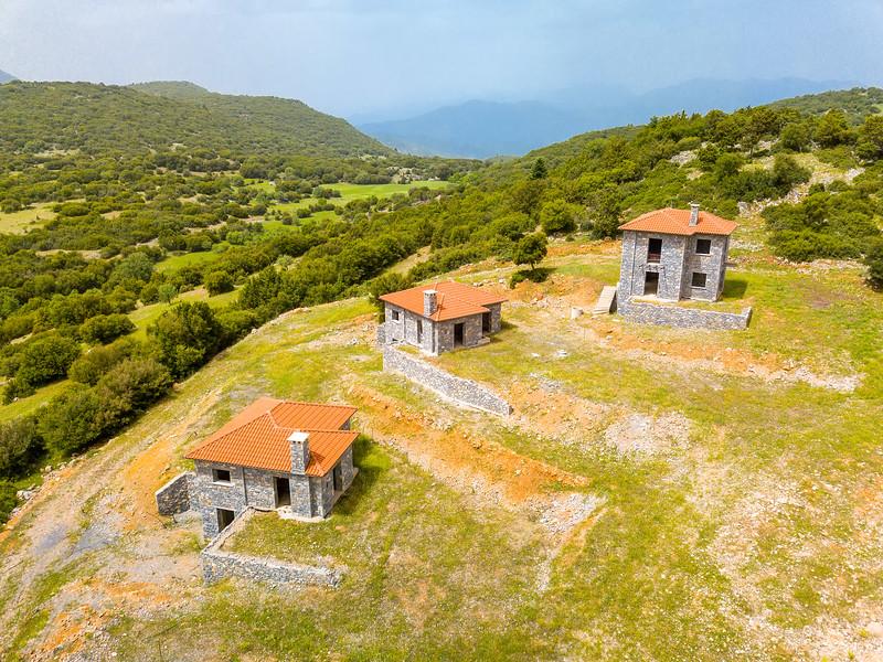 AMADRIADES, Winter Houses, Vytina
