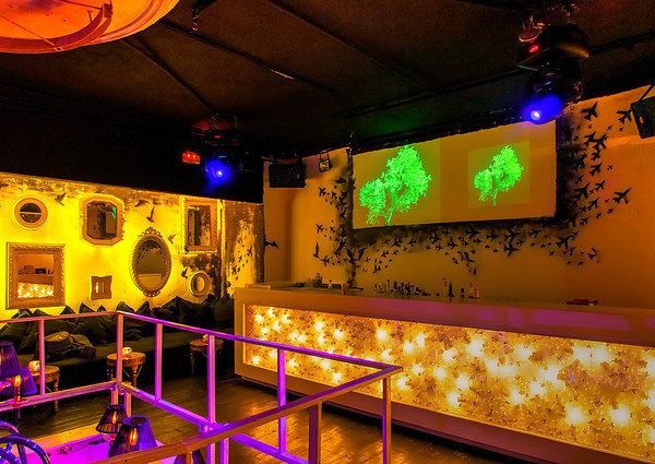 PLUS-X, Club - Bar, Kolonaki, Athens, Greece