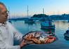 CAPTAIN JOHN'S, Fish Restaurant, Mikrolimano, Piraeus, Greece
