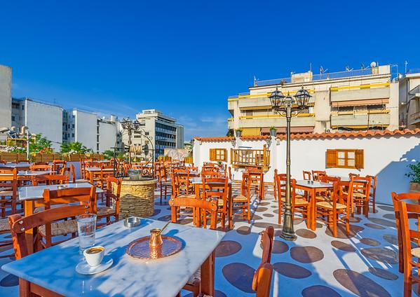 ONEIRIA, Traditional Cafe, Athens, Greece