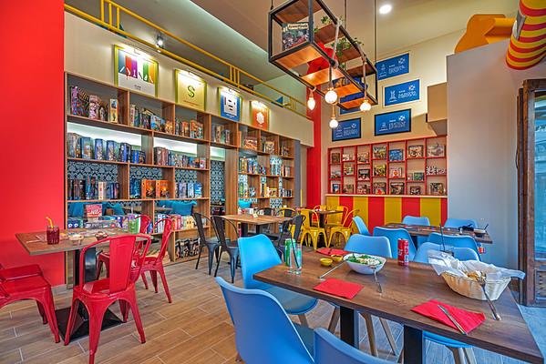 PLAYCE AIGALEO, Games Cafe, Aigaleo