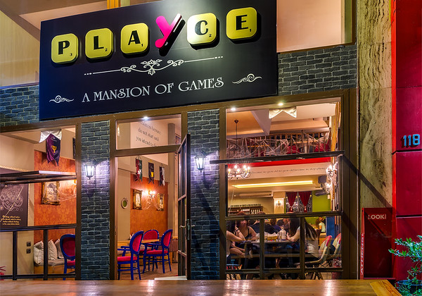 PLAYCE MANSION, Games Cafe, Zografou, Greece