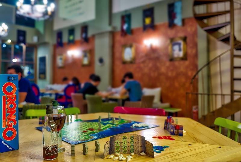 PLAYCE MANSION, Games Cafe, Zografou, Greece