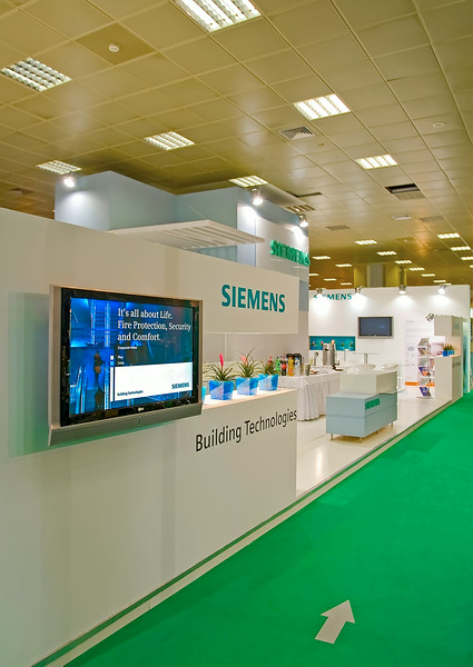 HELEXPO, Exhibition Kiosk, Marousi, Athens, Greece