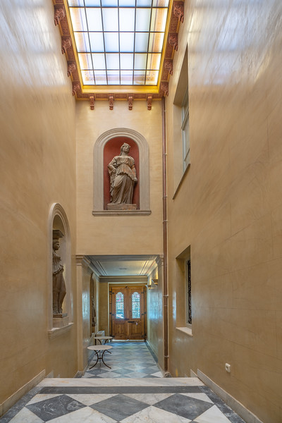 NEOCLASSICAL BUILDING by Ernst Ziller, Piraeus