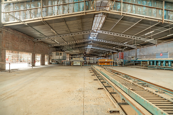 VITRUVIT, Industrial Building, Thessaloniki