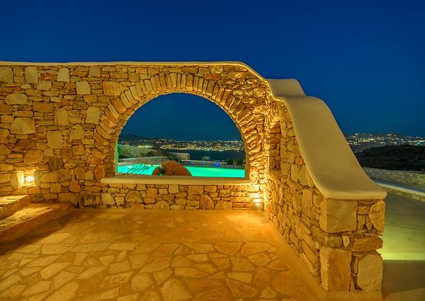 VILLA EMERALD, Villa,  Mykonos, Greece