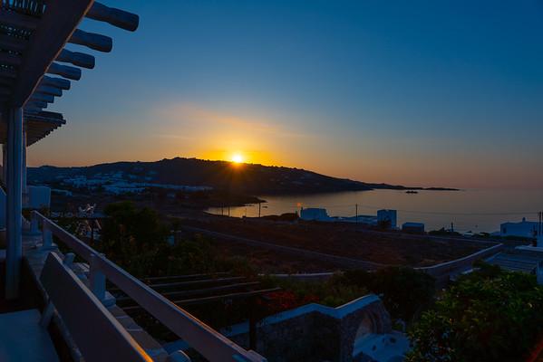 SKYLINE VILLA, Mykonos