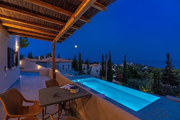 VILLA MELANTHI, Agios Emilianos