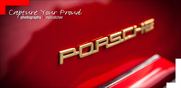 automotive detail Porsche