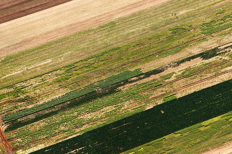 Abstract Aerial Photography<br /> Denver, Colorado