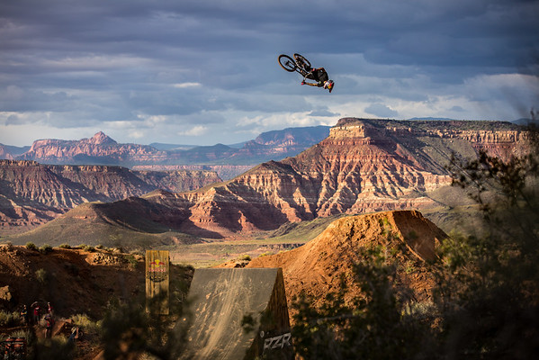 Andreu Lacondeguy -  Red Bull Rampage gg