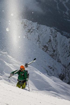 David Rosenbarger - Chamonix, France