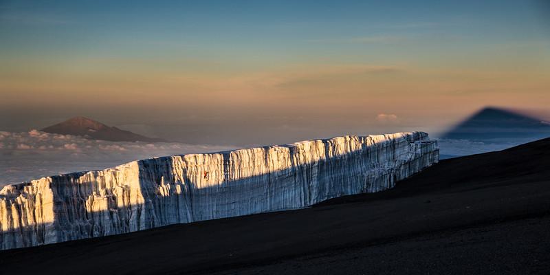Will Gadd - Mount Kilimanaro, Tanzania, Africa