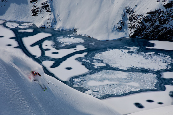 Chris Davenport - Portillo, Chile