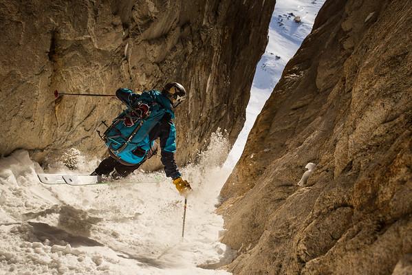 Max Hammer - Sierra Nevada Mountains, California