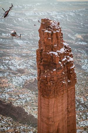 Miles Daisher, Andy Farrington - Moab, Utah