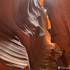 Antelope Canyon Sunburst