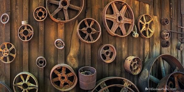 Ferrous Wheels