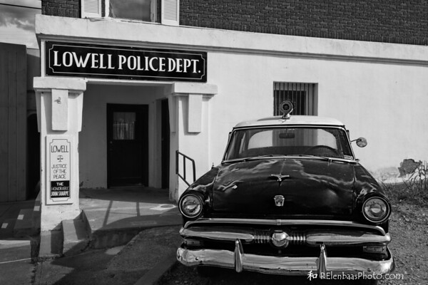Lowell Police Station