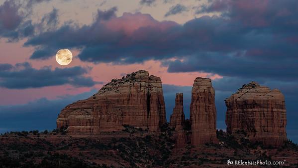 Watchful Moon