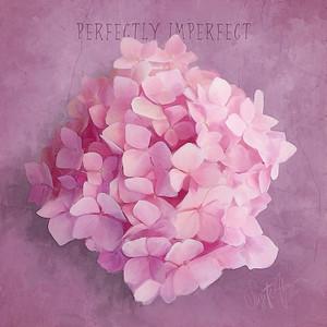 05 Perfect Pink Hydrangea 4x4 acrylic