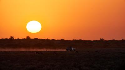 """Landscape (Rakops / Central / Botswana - 21°20'47.339"""" S 23°40'19.499"""" E)"""