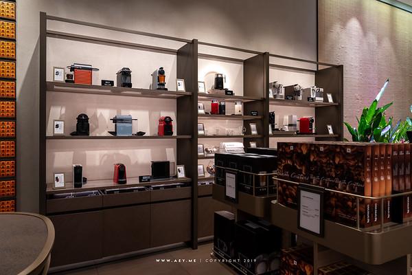 Nespresso Boutique, ICONSIAM