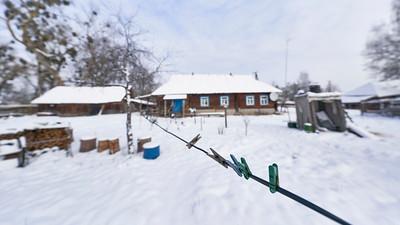 Chernobyl Babushka Zavorotnya Hanna
