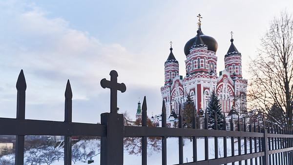 St. Panteleimon's Cathedral