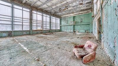 Pripyat gymnasium