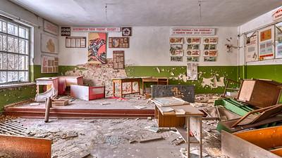 Chernobyl A school