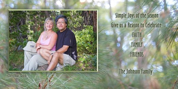 Simple Pine Needles pop
