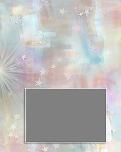 Pastel stars A