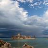 Impending Storm Mono Lake