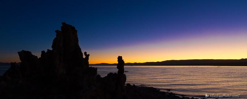 Mono Lake Sunrise I