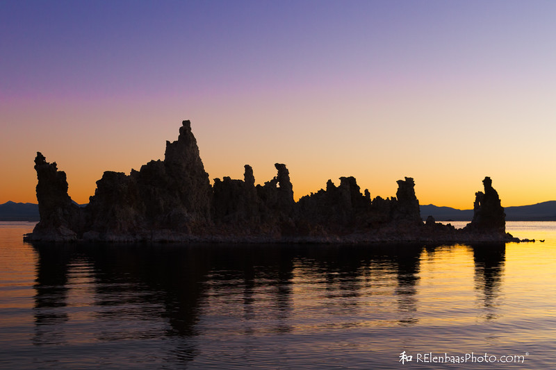 Mono Lake Sunrise III