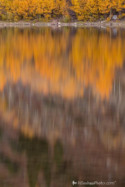 North Lake Reflections I