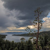 Clearing Storm Emerald Bay II
