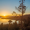 Emerald Bay Sunrise II