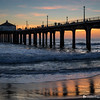 Manhattan Beach Sunset III
