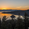 Emerald Bay Sunrise I