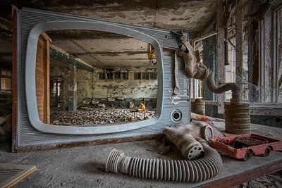 Ukraine - Chernobyl - Pripyat