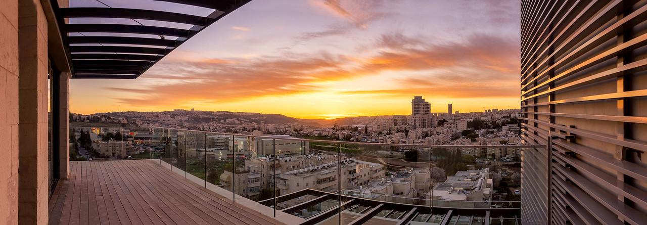 Quadra Apartment Building - Jerusalem Israel