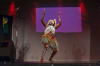 Dec. 27, 2016 -Queen Ann Nzinga Center, Inc presents Kwanzaa, a musical. The audience experienced original pieces of work and youth expressing spirituality in their own way.  (Ray Shaw Special to he Herald)