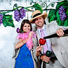 Colorado Vineyard Photo Booth<br /> Denver, Colorado<br /> <br /> This photo booth took place at Chatfield Botanical Gardens in Denver, Colorado. The theme the bride & groom chose was anything wine featuring grape stomping, wine drinking & just an overall great time! Our photo booth back drops are all custom made to suit the style of your wedding, party or event. Contact us for more details at yaggiphotography@gmail.com